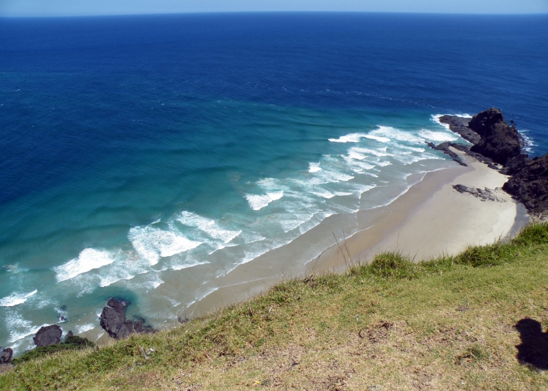 View at Cape Reinga