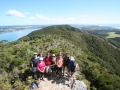 Mount Camel - the top, 7 minutes from Pukenui Holiday Park