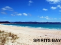 Spirits Bay at the Top of NZ